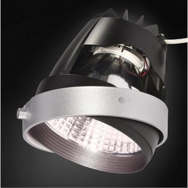 COB LED MODUL pro mont.rámeček AIXLIGHT PRO stříbrošedý 30° CRI65+ - BIG WHITE SLV-2