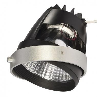 COB LED MODUL pro mont.rámeček AIXLIGHT PRO stříbrošedý 30° CRI65+ - BIG WHITE SLV-3