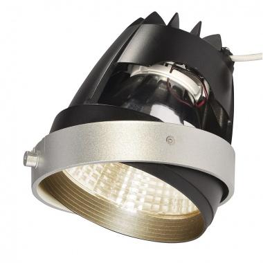 COB LED MODUL pro mont.rámeček AIXLIGHT PRO stříbrošedý 30° CRI90+ 3200K - BIG WHITE SLV-1