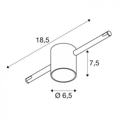 Lankové systémy SLV LA 139122-2