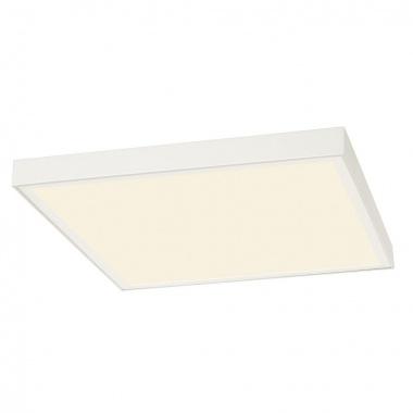 Univerzální nástavbový rámeček pro čtvercové panely LED 595x595 mm, bílý matný LED  SLV LA 158762-2