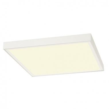Univerzální nástavbový rámeček pro čtvercové panely LED 595x595 mm, bílý matný LED  SLV LA 158762-3