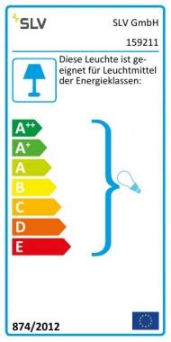 Lustr/závěsné svítidlo LED  SLV LA 159211-3