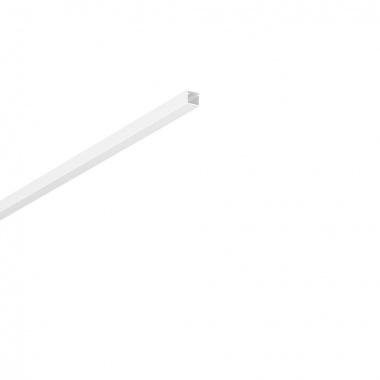 KENAI profil plast LED profil 2m mléčný - BIG WHITE SLV-1
