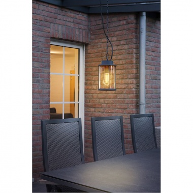 Venkovní svítidlo závěsné SLV LA 232065-2