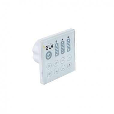 COLOR CONTROL nástěnný panel, montáž a instalace, 100–240 V SLV LA 470670-2