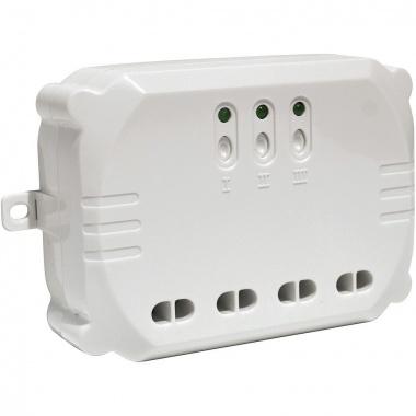 3-channel radio receiver module, max. 3000W SLV LA 470803-2