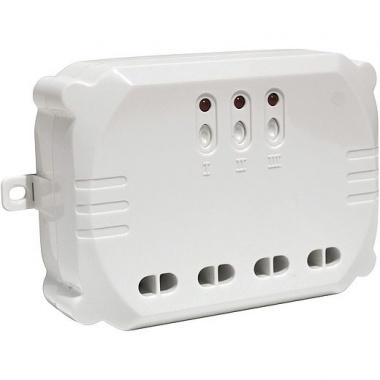 3-channel radio receiver module, max. 3000W SLV LA 470803-3
