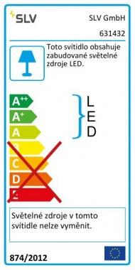 LED pásek SLV LA 631432-2