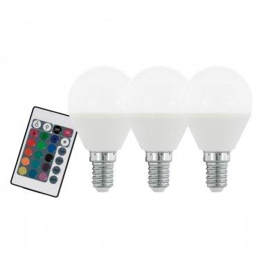 LED žárovka 3x4W E14 EG10683