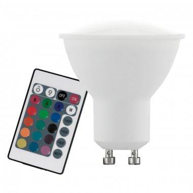 LED žárovka 1x4W GU10 EG10686