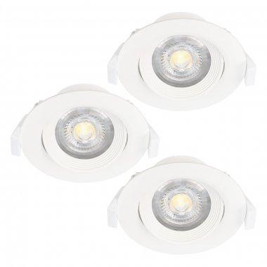 Vestavné bodové svítidlo 230V LED  32883