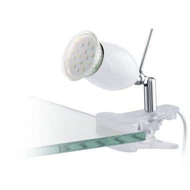 Stolní lampička na klip 93118