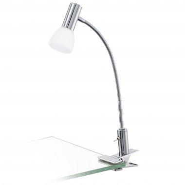 Stolní lampička na klip LED  94038