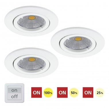 Vestavné bodové svítidlo 230V LED  95357