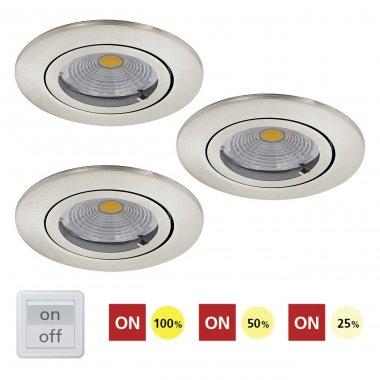 Vestavné bodové svítidlo 230V LED  95359