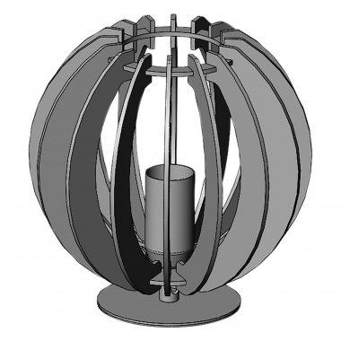 Pokojová stolní lampa 95793