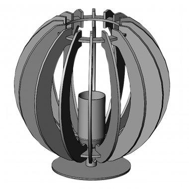 Pokojová stolní lampa 95794