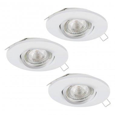 Vestavné bodové svítidlo 230V LED  95895