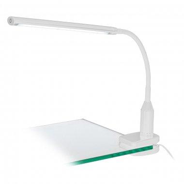 Stolní lampička na klip LED  96434