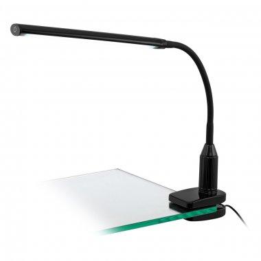 Stolní lampička na klip LED  96437