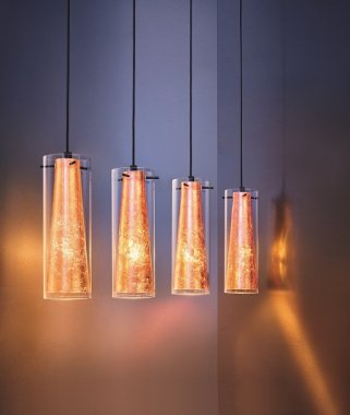 Lustr/závěsné svítidlo 97653