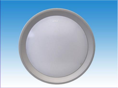 Svítidlo na stěnu i strop FU BERTA 420/4000 SILVER