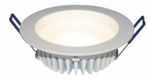 Vestavné bodové svítidlo 230V FU LD4030 stříbrná 5000K