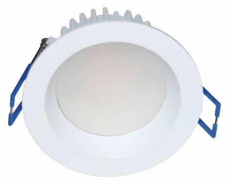 Vestavné bodové svítidlo 230V FU LD8036 bílá 5000K