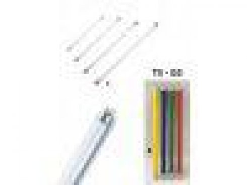 Úsporná žárovka FU Y 4W BLUE lineární