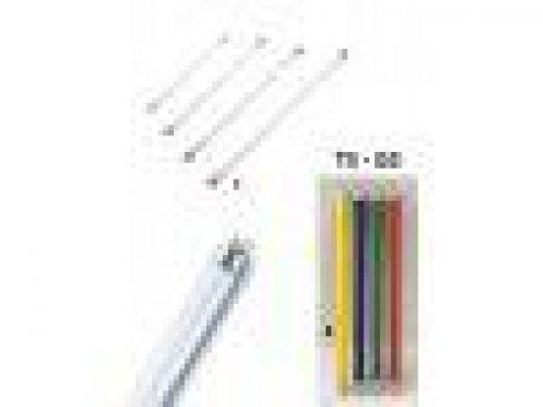 Úsporná žárovka FU Y 4W GREEN lineární