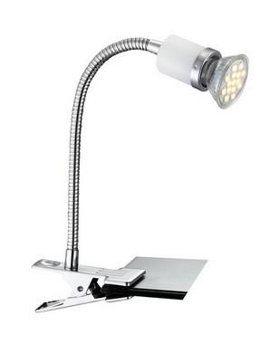 Stolní lampička na klip GL 57996-1K