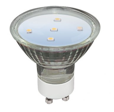 LED žárovka 2W GU10 GR GXDS020 DAISY LED HP 2W GU10 WW
