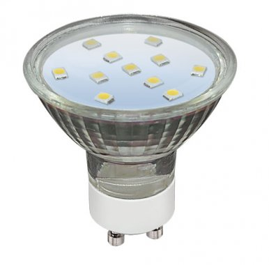 LED žárovka 4W GU10 GR GXDS022 DAISY LED HP 4W GU10 WW