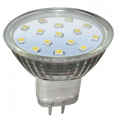 LED žárovka 5W GU5,3 GR GXDS026 DAISY LED HP 5W MR16 WW