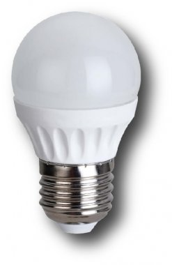 LED žárovka 7W E27 GR GXDS047 DAISY LED MINIGLOBE 7W E27 NW