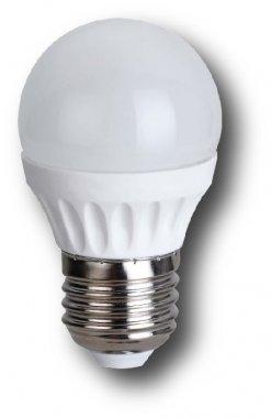 LED žárovka 7W E27 GR GXDS048 DAISY LED MINIGLOBE 7W E27 WW