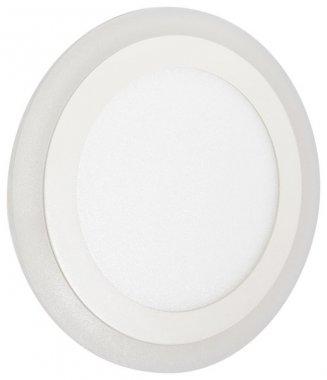 Vestavné bodové svítidlo 230V GR GXDW059 LED DUO VEGA-R White 12W CW/BL VEGA-R
