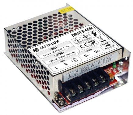 DRIVER LED IP20 40W