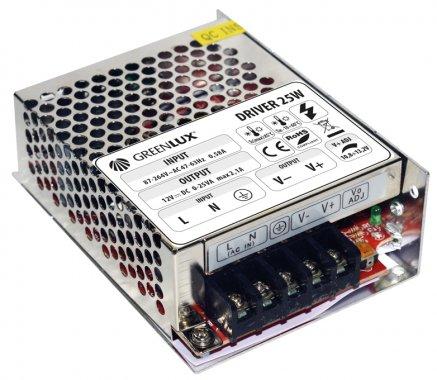 Příslušenství k LED GR GXLD014 DRIVER LED IP20 25W