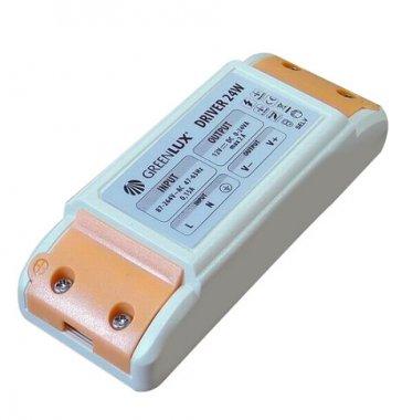 Příslušenství k LED GR GXLD017 DRIVER LED IP20 24W IP20-P
