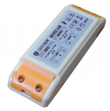 Příslušenství k LED GR GXLD018 DRIVER LED IP20 36W IP20-P