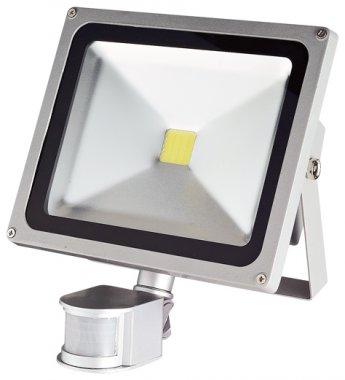 Reflektor GR GXLS056 TOMI MCOB 30W s čidlem