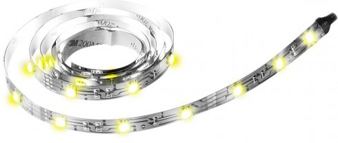 LED pásek GR GXLS067 LED STRIP 2835 IP20 WW 30m