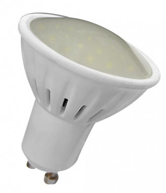 LED žárovka 5W GU10 GR GXLZ231 LED HP 2835 GU10 5W-ML/WW
