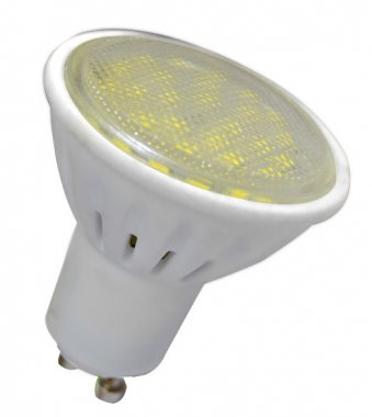 LED žárovka 8W GU10 GR GXLZ237 LED HP 2835 GU10 8W PR/WW