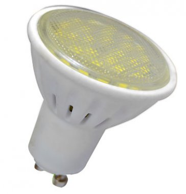 LED žárovka 6W GU10 GR GXLZ245 LED HP 2835 GU10 6W PR/NW