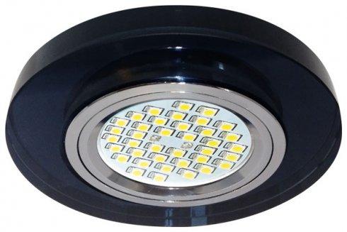 Vestavné bodové svítidlo 12V GR GXPO010 BLACK PEARL R PEARL-R