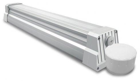 Průmyslové svítidlo GR GXWP180 DUST PROFI LED 60 EMERGENCY