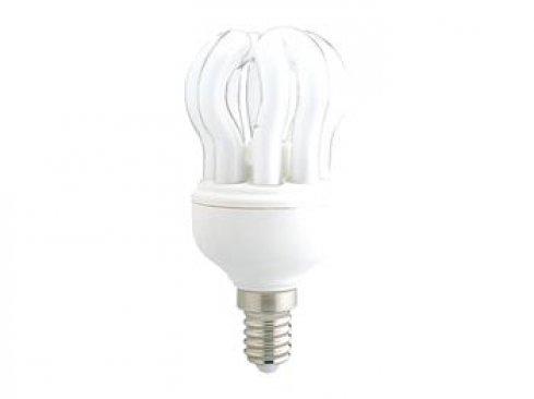 Úsporná žárovka 11W E14 GXZK018